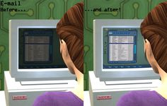 Mod The Sims - Lighten Up! A Mod for Brighter Computer Screens