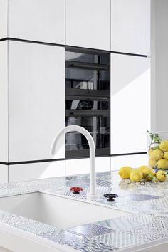 #minacciolo #design #kitchen #minakitchen #interiordesign #architect #industrialstyle #madeinitaly #creative #interiors #interiordecoration #naturalskin #seasidehome #capri #white #mediterranean #summer www.minacciolo.com