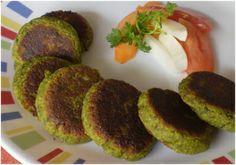 #Hara #Bhara #Kebab  A tasty alternative for vegetarian people who love kebabs. http://www.foodfood.com/recipes/hara-bhara-kebab/