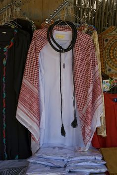 Traditional Clothing - Dubai Souk