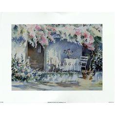 """Art Print By Hazel Soan  SC3964 Size (11"""" x 14"""") -- $0.75"""