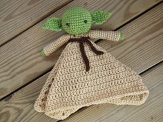 Yoda lovies have I. Want you do. Who wouldnt want one of these snuggly…