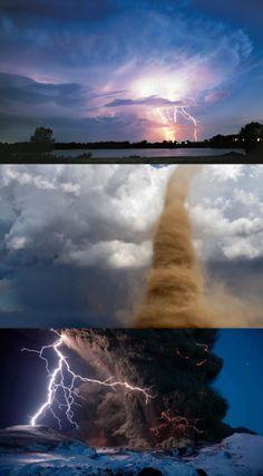 Land Spout Tornado, Kansas