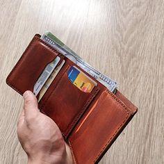 leather trifold wallet, portamonete, wallet leather men, best leather wallet, long wallet men, mens brown wallet, italian leather wallets