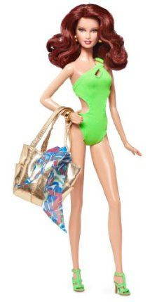 Barbie Basics Model #02 Collection #003 by Mattel. $25.68. Personalize. Barbie Basics Collector's Edition Doll. Model No. 02; Collection 003. Customize. Play. Barbie Basics® is all about permission to play and this collection focuses on fashionable fun in the sun. Each Barbie® doll wears an oh-so-chic ensemble complete with swimsuit and shoes in the same color, golden earrings and a bracelet, golden metallic tote and a blue or orange sarong. Model No. 02 model...