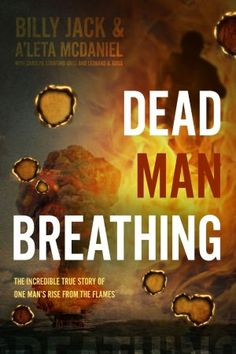 """Can't wait to read this book! True story """"Dead Man Breathing"""""""