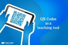 QR Codes in the classroom Qr Codes, Ipads, Teaching Tools, Coding, Mindfulness, Articles, Classroom, Letters, Technology