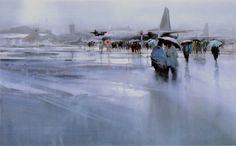 Manolo Jiménez Winter Painting, Watercolor Illustration, Granada, Art Techniques, Art Boards, My Arts, Clouds, Fine Art, Abstract