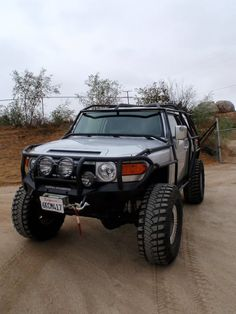 MY BOY BLUE REVAMPEDanother 5000 on it  Toyota FJ