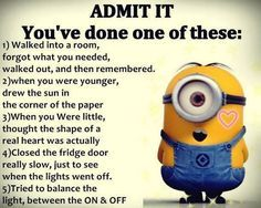 Best Facetious Minions with Funny quotes (03:26:02 PM, Tuesday 06, October 2015 PDT) – 10 pics