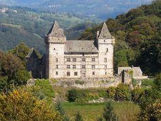 Château de Messilhac © Ericargs -CC BY-SA 3.0
