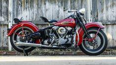 1941 Harley-Davidson EL Knucklehead - 1 #harleydavidsontrike