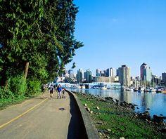 The Seawall, Vancouver, British Columbia