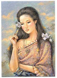 Thai art อ.ฟารุต สมัครไทย