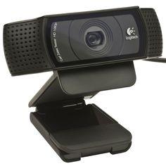BARGAIN Logitech C920 HD Webcam WAS £89.99 NOW 35.99 At Amazon - Gratisfaction UK Bargains #bargains