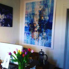Georg H. Monrad-Krohn Art Studio in Oslo. https://www.facebook.com/monradkrohnart/