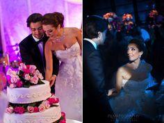 Cutting the cake- Dubai Wedding inspiration- http://www.classicweddinginvitations.com.au/dubai-weddings/