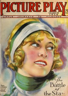 Esther Ralston Picture Play magazine March 1928