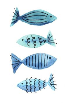 Sarah lawrence - artwork to try pictures .-Sarah Lawrence – Artwork to Try bilder zitate Sarah Lawrence – Artwork to Try # animals # animals photos # animals quotes, - Watercolor Cards, Watercolor Paintings, Watercolors, Fish Paintings, Watercolour Illustration, Watercolor Fish, Art Abstrait, Fish Art, Art Plastique
