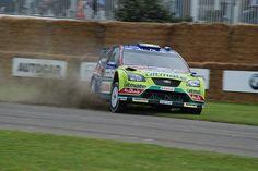 Ford Focus WRC 2008 2-litre 4-Cylinder - Petter Solberg