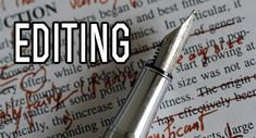 You want to edit your own writing. Here's how to get started.
