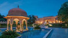 Taste The Unique Charm of The Oberoi Rajvilas, Jaipur