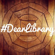 Use the tag #DearLibrary to pass on feedback, comments and suggestions to us, and look out for our responses here.