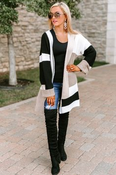 Winter Teacher Outfits, Fall Outfits, Neutral Boots, Fall Wardrobe, Cozy Sweaters, Color Blocking, Autumn Fashion, Accessories Shop, Layers