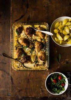 Kurczak w mleku Chicken Wings, Food And Drink, Buffalo Wings