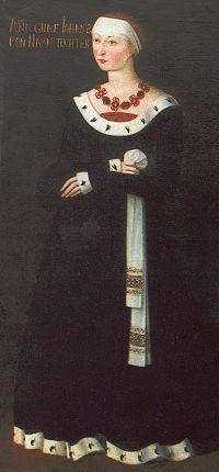 Anna van Nassau-Dillenburg (1441-1514) - Wikipedia