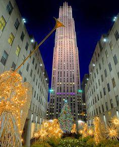 Rockefeller Center - New York