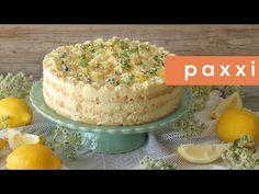 Εύκολη τούρτα λεμόνι με σαβαγιάρ | Γλυκά | Paxxi (Ε331) - YouTube Vanilla Cake, Cake Decorating, Sweets, Cheese, Candy, Desserts, Recipes, Food, Drink