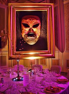 Venetian decor can be used for corporate events, community events, or wedding receptions.  We have many more event themes we can supply for.  See more at our website: www.incredibleconcepts.com.au