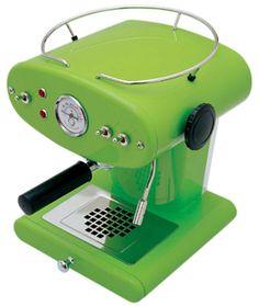 luca trazzi espresso machine Congress Building, Aldo Rossi, Espresso Machine, Coffee Shop, Cool Stuff, Studio, Envy, Green, Lime