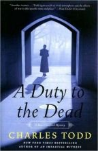 Bess Crawford Mystery Series by Charles Todd