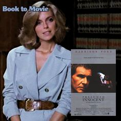 Presumed Innocent Trailer Presumed Innocent 11X17 Movie Poster 1990  Presumed Innocent .