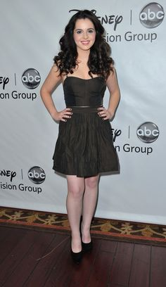 Vanessa Marano Pumps - Vanessa paired her look with classic black pumps.