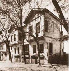 1881-1915 yılları arası Atatürk albümü. Mustafa Kemal ATATÜRK'ün doğduğu ev, Selanik