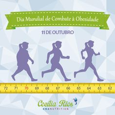Card Dia Mundial de Combate à Obesidade