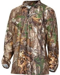 0778947117b Rocky Men s ProHunter 1 4 Zip Shirt HW00018 - Realtree APXtra Sweatshirts  Hunting Boots