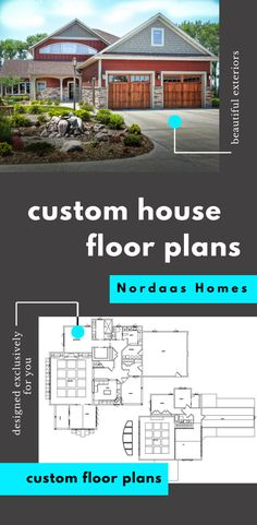 Ready to build your dream home? We specialize in creating custom floor plans to fit your exact wants and needs in a house. We're a family own and run business that takes pride in working with our customers to create their dream home. Home and plans by Nordaas Homes.