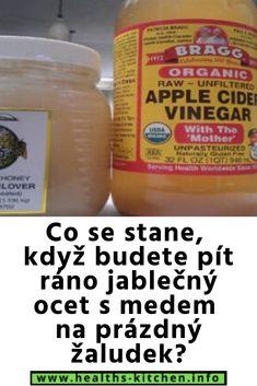 Vinegar, Coconut Oil, Organic, Health, Fitness, Food, Health Care, Essen, Meals
