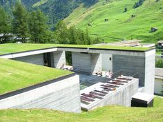 DIMSCALE Blog: ARCHITECTURE REFERENCES - Therme Vals, by Peter Zumthor