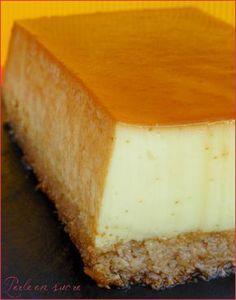 dessert recipes 479070479108033281 - Le flan coco (ou le flan Antillais) Source by Bolo Flan, Flan Cake, French Desserts, No Cook Desserts, Easy Desserts, French Recipes, Flan Dessert, Creme Dessert, Sweet Recipes