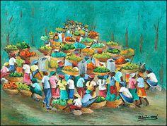 The Endless Market by Jean Idelus Edme