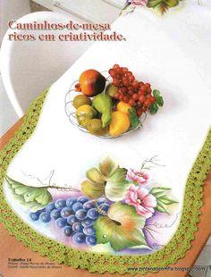 BULE COM FRUTEIRA E UVAS - Fládill - Álbumes web de Picasa