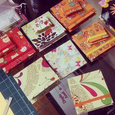 Lu Scrap and Crafts - note