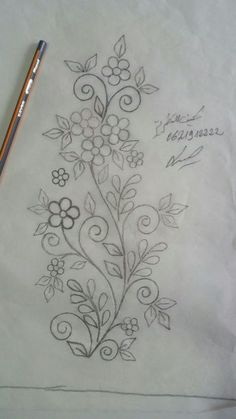 Marvelous Crewel Embroidery Long Short Soft Shading In Colors Ideas. Enchanting Crewel Embroidery Long Short Soft Shading In Colors Ideas. Hand Embroidery Design Patterns, Hand Embroidery Videos, Embroidery Flowers Pattern, Simple Embroidery, Hand Embroidery Stitches, Crewel Embroidery, Ribbon Embroidery, Indian Embroidery Designs, Embroidery Kits