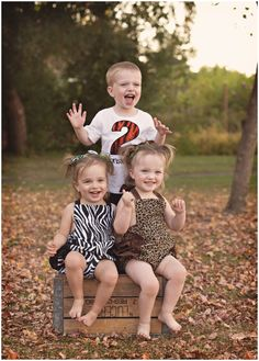 Triplets ~ 2nd Birthday Photos, Sneak Peek   Missy B Photography   Walnut Creek, CA child Photographer » Missy B Photography