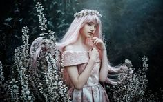 "Bella Kotak, ""Little Bud in Spring"""